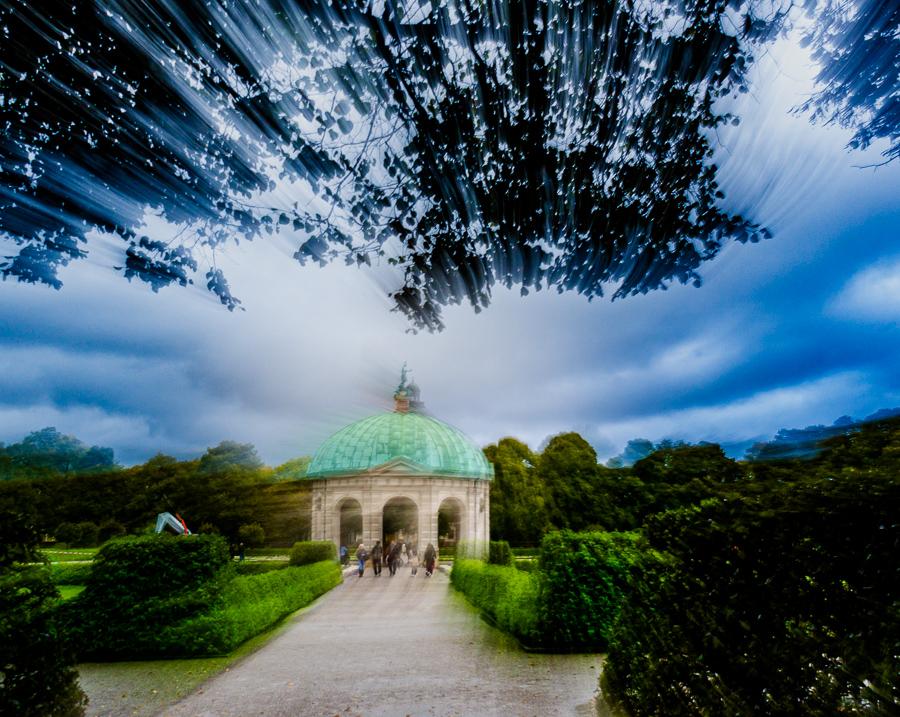 Annette La Roch: ICM - Zoomeffekt
