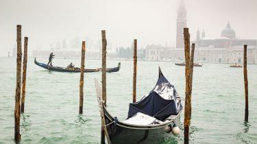 Venedig im Winterlicht