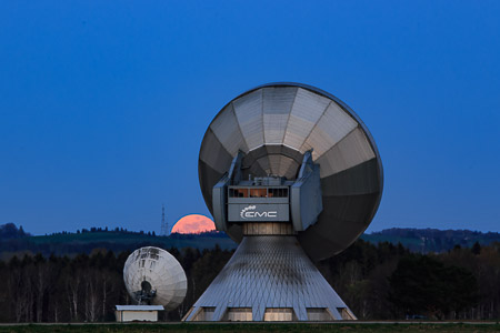 Mondaufgang - Raisting